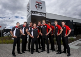 AFL 2012 Media - St Kilda Leadership Announcement 080212
