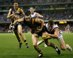 AFL 2012 NAB Cup Rd 01 - Hawthorn v Richmond