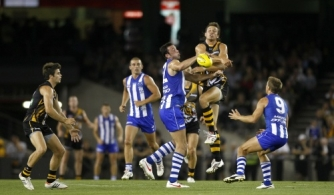 AFL 2012 NAB Cup Rd 01 - Richmond v North Melbourne