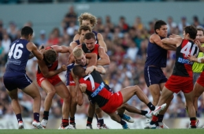 AFL 2012 NAB Cup Rd 01 - Essendon v Fremantle