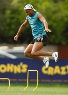 AFL 2012 Training - Collingwood 290212
