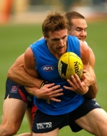 AFL 2012 Training - Melbourne 290212