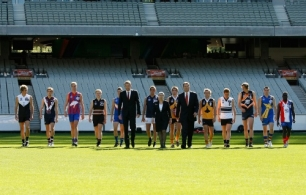AFL 2012 Media - TAC Cup 21st Birthday