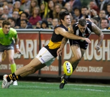 AFL 2012 Rd 02 - Collingwood v Richmond