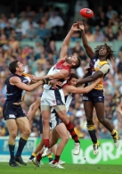 AFL 2012 Rd 02 - West Coast v Melbourne