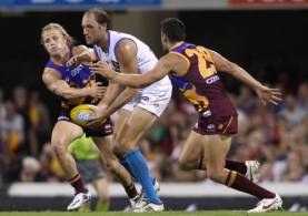 AFL 2012 Rd 04 - Brisbane v Gold Coast
