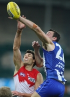 AFL 2012 Rd 04 - Sydney v North Melbourne