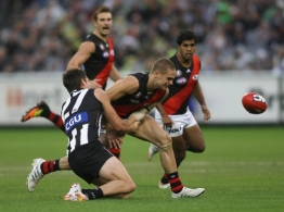 AFL 2012 Rd 05 - Collingwood v Essendon
