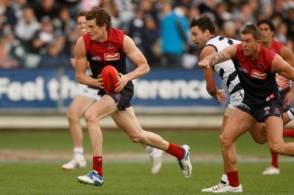 AFL 2012 Rd 06 - Geelong v Melbourne