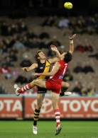 AFL 2012 Rd 07 - Richmond v Sydney