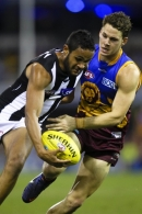 AFL 2012 Rd 07 - Brisbane v Collingwood