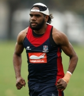 AFL 2012 Training - Melbourne 160512