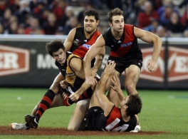 AFL 2012 Rd 08 - Essendon v Richmond