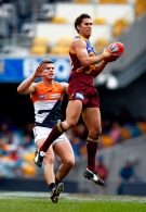 AFL 2012 Rd 08 - Brisbane v GWS Giants