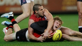 AFL 2012 Rd 10 - Essendon v Melbourne