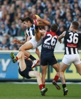 AFL 2012 Rd 11 - Melbourne v Collingwood