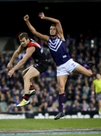 AFL 2012 Rd 13 - Fremantle v Essendon