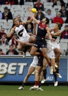 AFL 2012 Rd 13 - Melbourne v GWS Giants