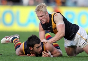 AFL 2012 Rd 14 - Adelaide v Richmond