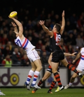 AFL 2012 Rd 14 - Essendon v Western Bulldogs