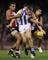 AFL 2012 Rd 14 - St Kilda v North Melbourne