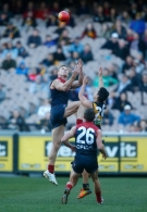 AFL 2012 Rd 15 - Melbourne v Richmond