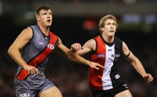AFL 2012 Rd 15 - St Kilda v Essendon