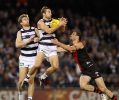 AFL 2012 Rd 17 - Geelong v Essendon