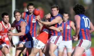 VFL 2012 Rd 17 - Northern Blues v Port Melbourne