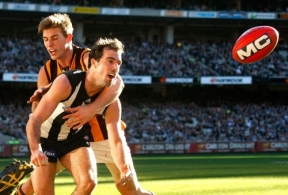AFL 2012 Rd 17 - Best of Round