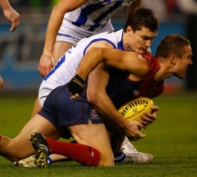 AFL 2012 Rd 18 - North Melbourne v Melbourne