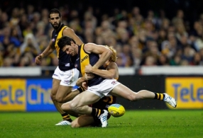 AFL 2012 Rd 19 - Brisbane v Richmond