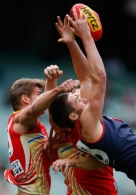 AFL 2012 Rd 19 - Melbourne v Gold Coast