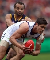 AFL 2012 Rd 20 - Adelaide v Fremantle