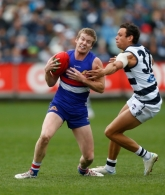 AFL 2012 Rd 22 - Geelong v Western Bulldogs