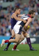 AFL 2012 Rd 23 - Fremantle v Melbourne