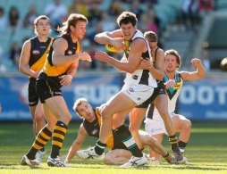 AFL 2012 Rd 23 - Richmond v Port Adelaide