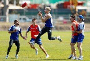AFL 2012 Training - North Melbourne 060912