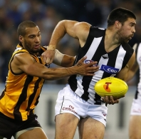 AFL 2012 1st Qualifying Final - Hawthorn v Collingwood