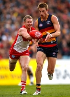 AFL 2012 2nd Qualifying Final - Adelaide v Sydney