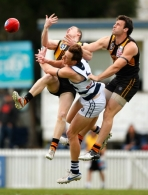 VFL 2012 2nd Preliminary Final - Werribee Tigers v Geelong