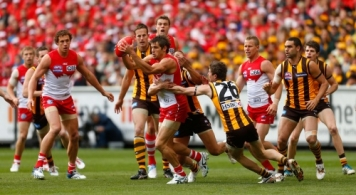 AFL 2012 Toyota Grand Final - Hawthorn v Sydney
