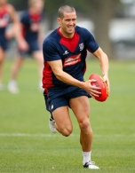 AFL 2012 Training - Melbourne 011112