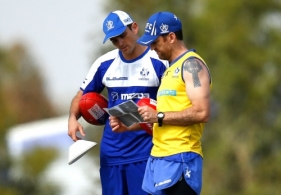 AFL 2012 Training - North Melbourne 081112