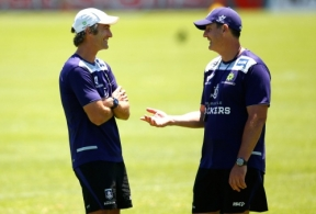 AFL 2012 Training - Fremantle 191212