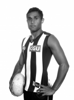 AFL 2013 Portraits - Collingwood