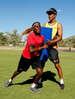 AFL 2013 Media - Alice Springs Super Clinic