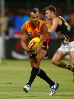 AFL 2013 Indigenous All Stars v Richmond Tigers