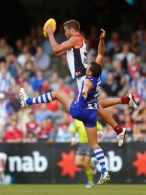 AFL 2013 NAB Cup Rd 01 - Melbourne v North Melbourne