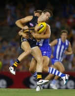 AFL 2013 NAB Cup Rd 01 - North Melbourne v Richmond